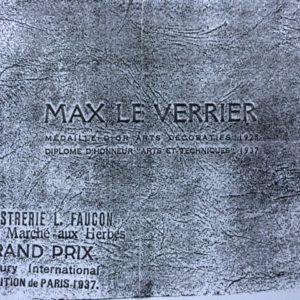 Max Le Verrier