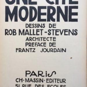 Mallet Stevens (1886-1945)