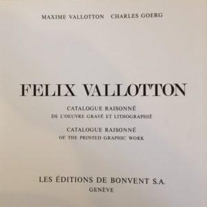 Vallotton, Felix (1865-1925)